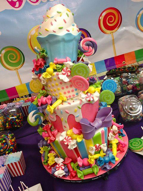 candy Party Cake