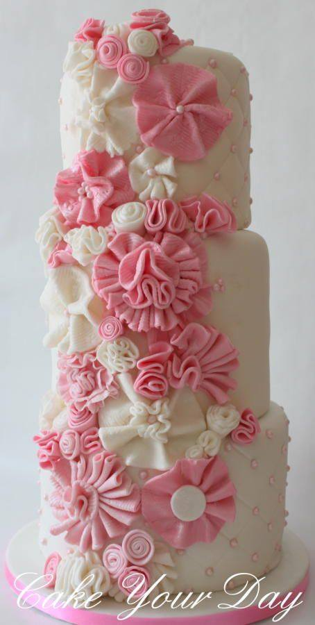 Aartie Wedding Cake