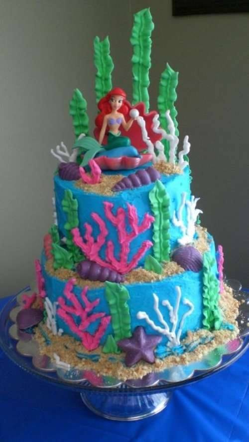 birthday cake for tweens