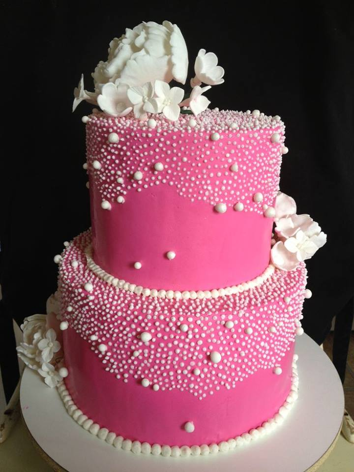 Pink Birthday Cake Decoration Ideas : Pink Birthday Cakes Make All the Difference