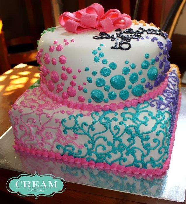 Cake Images For Teenager : Pin Teenage Tea Party Ideas Yahoo Uk Cake on Pinterest
