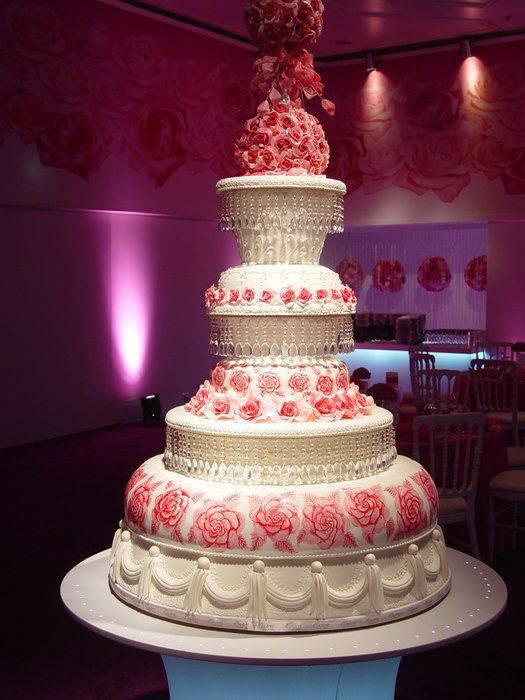 tier wedding cakes